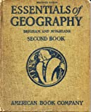 img - for Essentials of Geography: Second Book book / textbook / text book