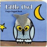 Little Owl: Finger Puppet Book