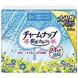チャームナップ 吸水さらフィ 女性用 15cc 少量用 66枚 昼用ナプキンサイズ 19cm【軽い尿もれの方】