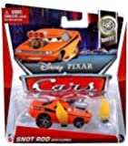Disney/Pixar Cars 2013 Tuners Die-Cast Snot Rod with Flames #8/10 1:55 Scale