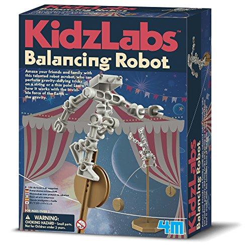 4M KidzLabs Balancing Robot Building Kit - 1