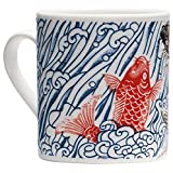 Fish Waves Mug