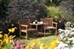 Rowlinson Hardwood Companion Seat