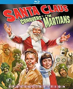 Santa Claus Conquers the Martians (Special Edition) [Blu-ray]