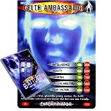 Doctor Who - Single Card : Exterminator 007 Gelth Ambassador Blue Dr Who Battles in Time Super Rare Card