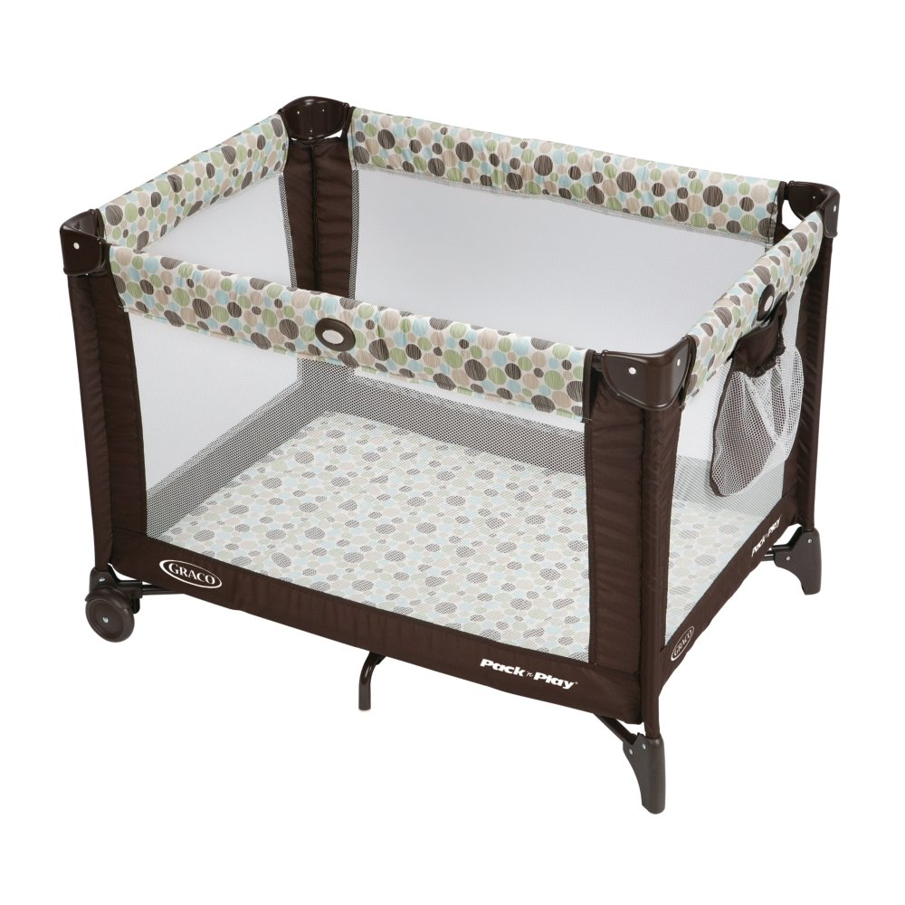 new graco pack 39 n play playard baby travel bassinet baby napper aspery crib ebay. Black Bedroom Furniture Sets. Home Design Ideas