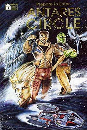 antares-circle-1-vf-nm-antarctic-comic-book