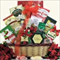 Tidings of Joy ~ Medium: Christmas Holiday Gift Basket from GreatArrivals Gift Baskets