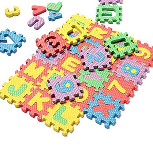EVA Puzzle Foam Mats for Kids