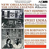 New Orleans: 1961 The Living Legends - Four Classic Albums (Remastered)