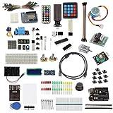 サインスマート RFID マスターキット モーターサボー、LCD、多種のセンサー Arduino IDE/AVR/MCU勉強者用