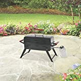 Gas Grills the Best Tabletop Barbecue Grill for Any Occasion.This Is the Best Portable Grill Compared to Other Bbq Grills.Use This Barbeque Grills on Your Patio Outdoor or Tailgate.Outdoor Propane Gas Grills Are Better Then Charcoal Grills and Stove.