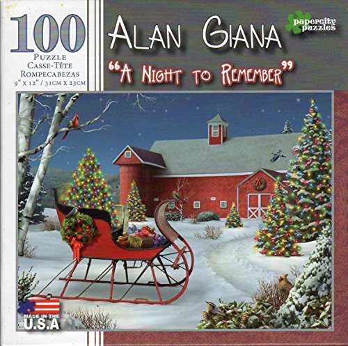 A Night to Remember 100 Piece Puzzle - Alan Giana - 1
