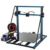 CHPOWER CR-10S5 Supporting Rod Set, Creality 3D Printer Upgrade Parts for Creality CR-10S5, DIY Upgrade 3D Printer Supply Parts (Color: Black)