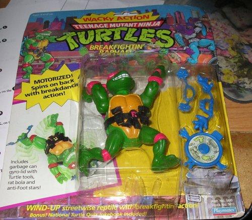Teenage Mutant Ninja Turtles Breakfightin Raphael