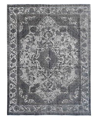 Kalaty One-of-a-Kind Pak Vintage Rug, Gray, 9' 5 x 12' 6