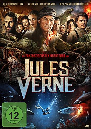 Die fantastischsten Abenteuer von Jules Verne [4 DVDs]