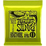Ernie Ball 2221 Regular Slinky 10-46 String Set