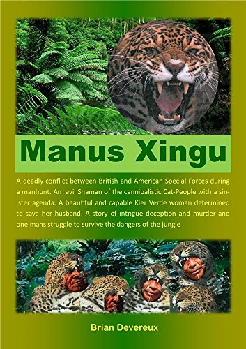 manus-xingu-english-edition