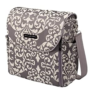 Petunia Pickle Bottom Earl Grey Boxy Backpack from Petunia Pickle Bottom