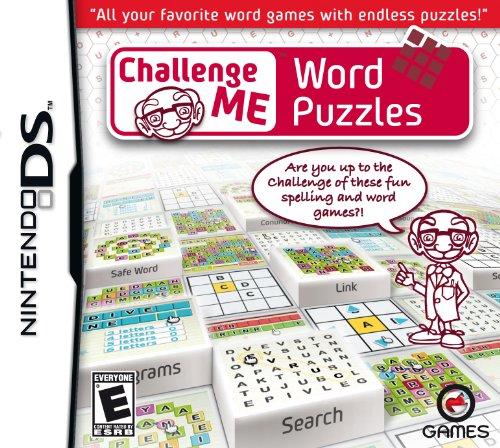 Challenge Me Word Puzzles - Nintendo DS - 1