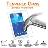 Samsung Galaxy Tab E Lite 7.0 / Tab 3 Lite 7.0 Screen Protector, USONE [9H Hardness] [Crystal Clear] [Bubble Free] Tempered Glass Screen Protector for Samsung Galaxy Tab E Lite 7.0 / Tab 3 Lite 7.0 (Color: transparent)