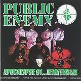 Apocalypse 91 The Enemy Strikes Blackby Public Enemy