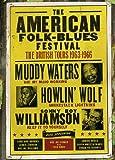 The American Folk Blues Festival: The British Tours 1963-1966 [DVD] [2005] [Region 1]