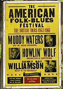 The American Folk Blues Festival: The British Tours 1963-1966 [DVD] [2005] [Region 1]