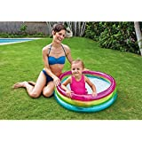 Soft Inflatable Baby Pool Bath Water Tub For Kids - 3 Feet