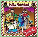 Feliz Navidad: Music CD (Teach Me) (Spanish Edition)