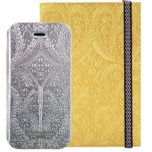 bigben-christian-la-croix-paseo-folio-schutzhulle-fur-apple-iphone-6-notebook-a6-silber
