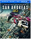 San Andreas [Blu-ray 3D + Blu-ray + D...