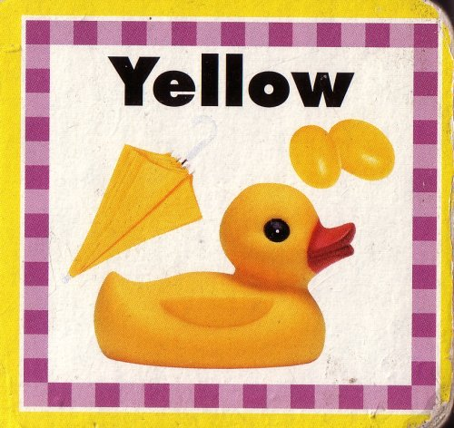 Yellow: Bananas, Umbrellas, Rubber Ducks, Flowers, Shoes: A Book Block (1998 Printing, 0785334491, 042799900604) front-876070