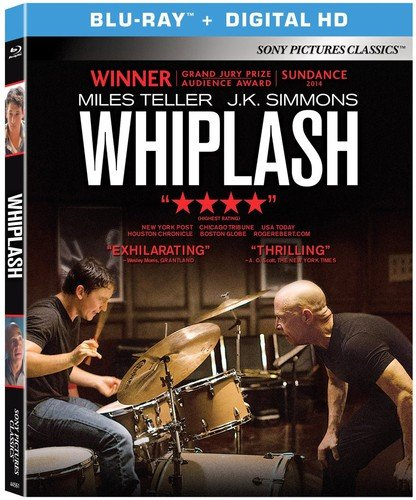 Blu-ray : Whiplash (Ultraviolet Digital Copy, Dolby, Digital Theater System)