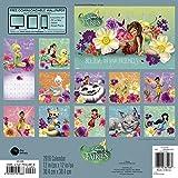 Disney Fairies Wall Calendar (2016)
