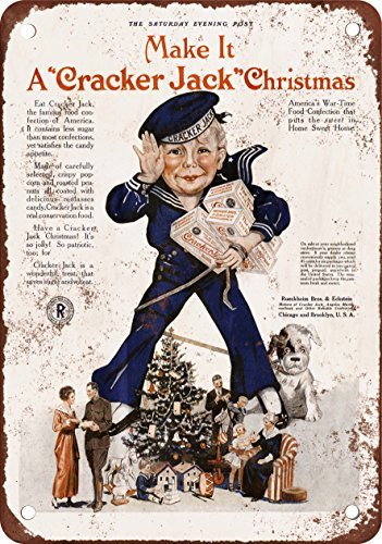 1918-cracker-jack-de-aspecto-vintage-reproduccion-metal-tin-sign-12-x-16-pulgadas