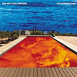 [Red Hot Chili Peppers Album Cover art]