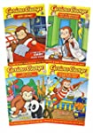 Curious George 4-Movie Pack