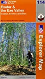 Exeter and the Exe Valley (Explorer Maps) (OS Explorer Map)
