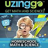 Uzinggo: Homeschool Science for Grades 6 - 8 (Online Subscription) [Download]