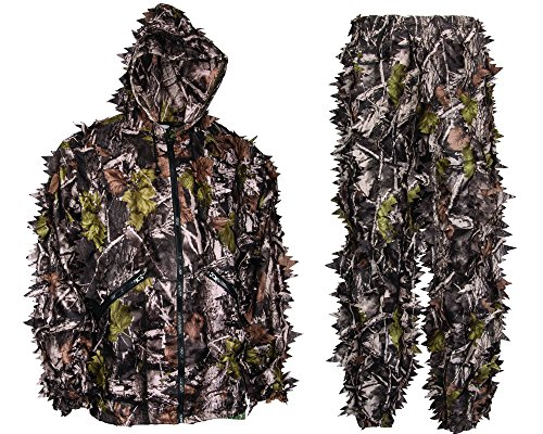 North-Mountain-Gear-Super-Natural-Camouflage-Leafy-Hunting-Suit