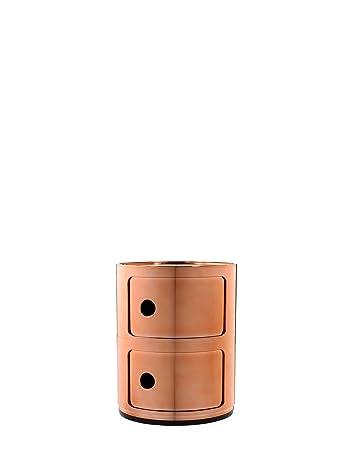 Kartell bijoux-autre–2elementos, Rame lucido, tamaño estándar