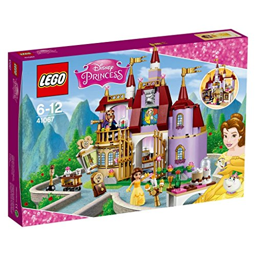 Lego Disney Princess 41067 - Il Castello Incantato Di Belle