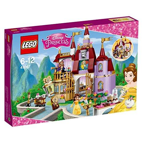 LEGO Disney Princess 41067 - Set Costruzioni Il Castello Incantato Di Belle