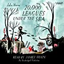 20,000 Leagues Under the Sea (       UNABRIDGED) by Jules Verne Narrated by James Frain
