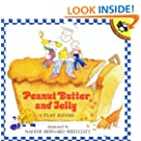 Peanut Butter And Jelly (Turtleback School & Library Binding Edition) (Picture Puffins)