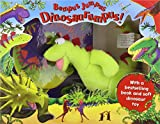 Tony Mitton Bumpus Jumpus Dinosaurumpus Book & Plush