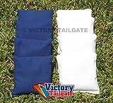 8 Standard Corn-Filled Regulation Cornhole Bags (choose your colors)