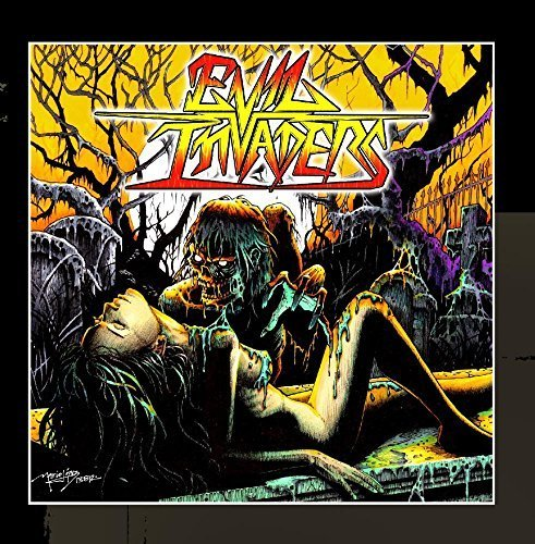 Evil Invaders EP by Evil Invaders (2013-02-11)